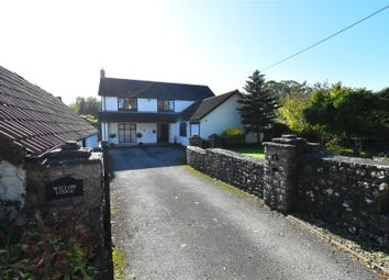 Thumbnail 4 bed detached house for sale in Church Lane, Llanvaches, Caldicot