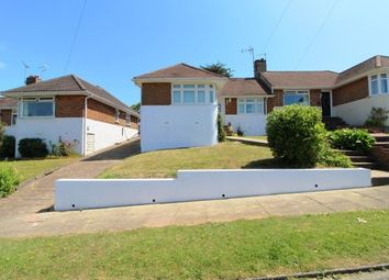 Thumbnail 3 bed bungalow to rent in Wilmington Close, Brighton