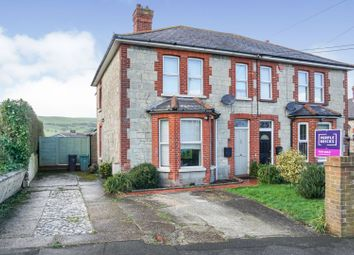 Thumbnail 4 bed semi-detached house for sale in Clarence Road, Wroxall