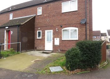 Thumbnail 1 bed flat for sale in Elm Close, Costessey, Norwich