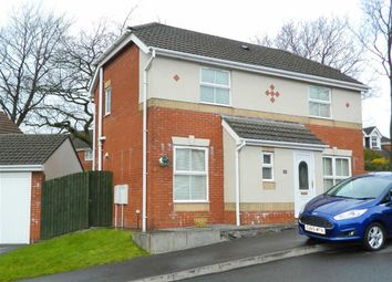 Thumbnail 3 bedroom detached house for sale in Meadow Rise, Townhill, Swansea