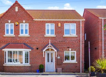 Thumbnail 2 bed semi-detached house for sale in Park Drive, Wakefield