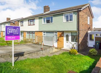 Thumbnail 3 bed semi-detached house for sale in Argyle Road, Newport
