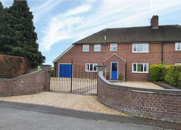 Thumbnail 4 bed semi-detached house for sale in Crabtree Lane, High Ercall, Telford, Shropshire