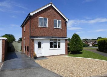 Thumbnail 3 bed detached house to rent in Turnberry Close, Winsford