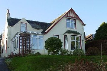 Thumbnail 5 bed detached house for sale in Westwood House, Cunninghame Terrace, Newton Stewart