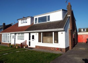 Thumbnail 3 bed semi-detached house for sale in Moorhey Crescent, Bamber Bridge, Preston, Lancashire