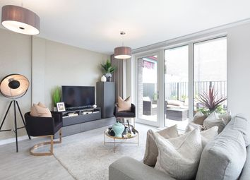 Thumbnail 3 bed flat for sale in Green Street, Upton Park, London