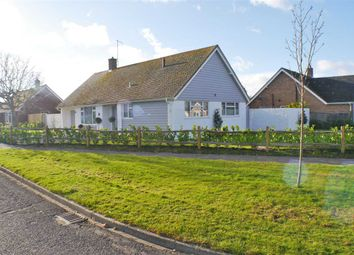 Thumbnail 4 bed bungalow for sale in Hawke Close, Rustington, Littlehampton