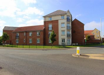 Thumbnail 2 bed flat for sale in George Stephenson Drive, Darlington