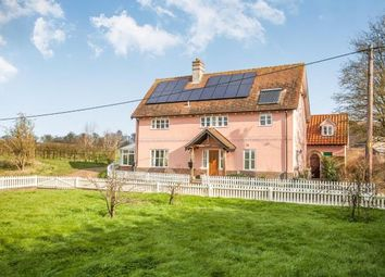 Thumbnail 5 bedroom detached house for sale in Chelsworth, Ipswich, Suffolk