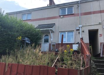Thumbnail 2 bed terraced house for sale in Ceri Road, Townhill, Swansea