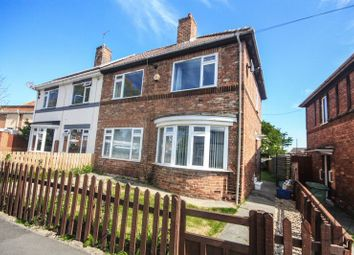 Thumbnail 3 bed semi-detached house for sale in Tibbersley Avenue, Billingham
