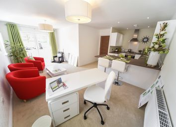 Thumbnail 2 bedroom flat for sale in Havelock Gardens, Thurmaston, Leicester