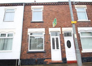 Thumbnail 2 bed terraced house to rent in Hartshill Road, Hartshill, Stoke