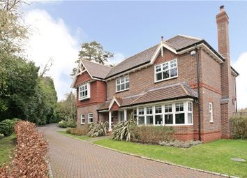 Thumbnail 5 bed detached house to rent in The Ridings, Haywards Heath