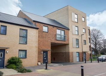Thumbnail 2 bed flat for sale in Laxton Close, Southampton