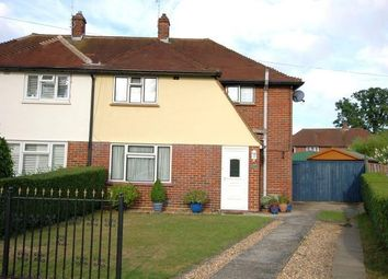Thumbnail 3 bed semi-detached house for sale in Manor Way, Bagshot