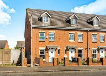 Thumbnail 3 bed terraced house for sale in Railway Street, Great Bridge, Tipton