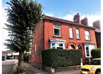 Thumbnail 4 bed semi-detached house for sale in Wharton Road, Winsford