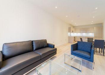 Thumbnail 2 bed flat to rent in Sailors House, 16 Deauville Close, Aberfeldy Village, London