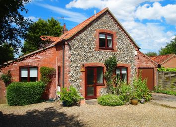 Thumbnail 3 bedroom detached house for sale in The Street, Warham, Wells-Next-The-Sea