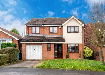 Thumbnail 5 bed detached house for sale in Redwing Drive, Huntington, Cannock