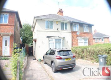 Thumbnail 3 bed property for sale in Wasdale Road, Northield, Birmingham