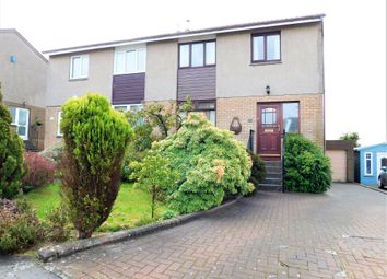 Thumbnail 3 bed semi-detached house for sale in Hailes Place, Dunfermline