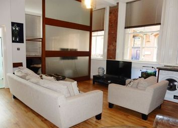Thumbnail 1 bed flat to rent in Swanns Building, The Lace Market, Nottingham