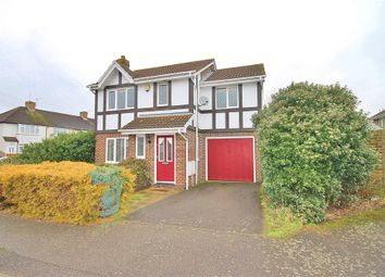 Thumbnail 3 bed detached house for sale in Genesis Close, Stanwell, Staines-Upon-Thames, Surrey