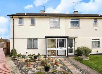 Thumbnail 3 bed semi-detached house for sale in Hardings Strings, Didcot
