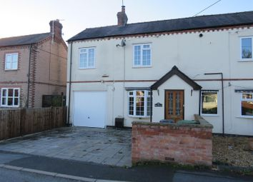 Thumbnail 4 bed semi-detached house to rent in Birches Lane, Lostock Green, Northwich