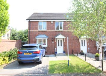 Thumbnail 3 bed semi-detached house for sale in Merchant Way, Cottingham