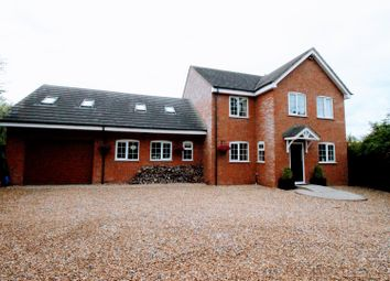 Thumbnail 6 bed detached house for sale in Buryhill Farm, Braydon, Swindon