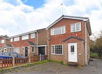 Thumbnail 3 bed detached house for sale in Parsley Hay Close, Handsworth, Sheffield