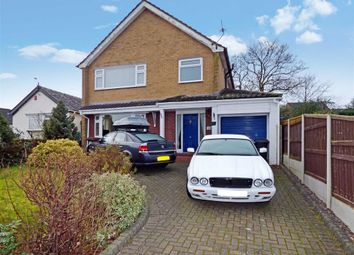 Thumbnail 4 bed detached house for sale in Lawton Road, Alsager, Stoke-On-Trent
