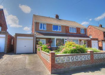3 bed semi-detached house for sale in Tynedale Drive, Blyth NE24