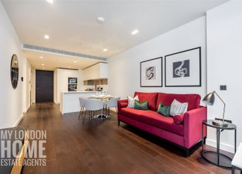 Thumbnail 1 bed flat for sale in 8 Casson Square, South Bank Place, Waterloo