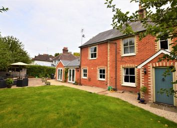 Thumbnail 4 bed semi-detached house for sale in The Gardens, Pirbright, Woking