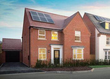 "Thumbnail 4 bedroom detached house for sale in ""Holden"" at Roundstone Lane, Angmering, Littlehampton"