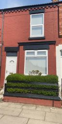 Thumbnail 3 bed terraced house to rent in Gloucester Road North, Liverpool