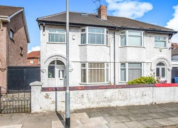3 bed semi-detached house for sale in Talbotsville Road, Liverpool, Merseyside, England L13