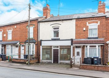 Thumbnail 2 bed terraced house for sale in Northfield Road, Harborne, Birmingham