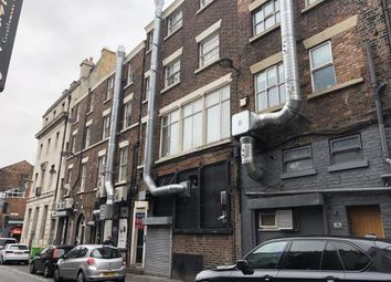 1 bed flat for sale in Wood Street, Liverpool, Merseyside L1