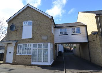 Thumbnail 2 bed flat for sale in Essex Street, Whitstable