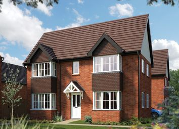 "Thumbnail 3 bed detached house for sale in ""The Sheringham"" at Nottinghamshire, Edwalton"
