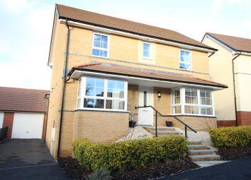 Thumbnail 4 bed detached house for sale in John Jobbins Way, Penygarn, Pontypool