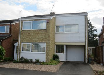 Thumbnail 4 bed detached house for sale in Grange Gardens, Wellesbourne, Warwick