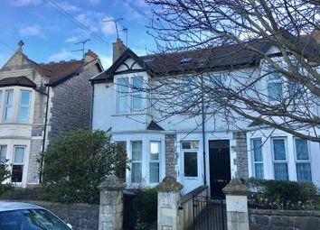 Thumbnail 3 bed flat for sale in Nithsdale Road, Weston-Super-Mare